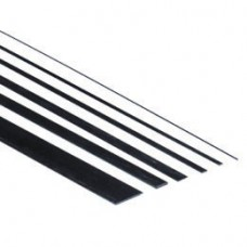 Carbon fiber Batten 2.0 x 12.0 x 1000mm