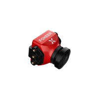 Foxeer Standard Mini Predator 4 Super WDR 4mm latency FPV Racing Camera (Red 1.8mm)