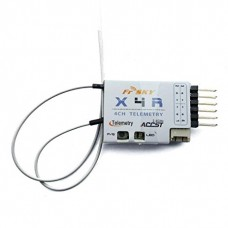FrSky X4R  4 Channel Receiver (with Telemetry)