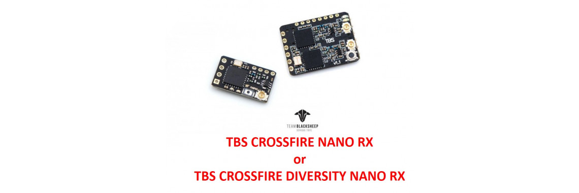 TBS CRSF NANO RX + DOVERITY